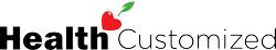 Health Customized Sticky Logo